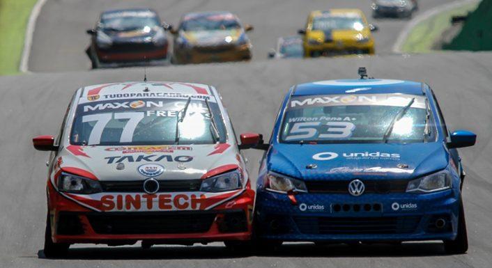 Brasileiro de Turismo: grid com 61 carros mostra o potencial ignorado pelas fábricas de automóveis (Divulgação)