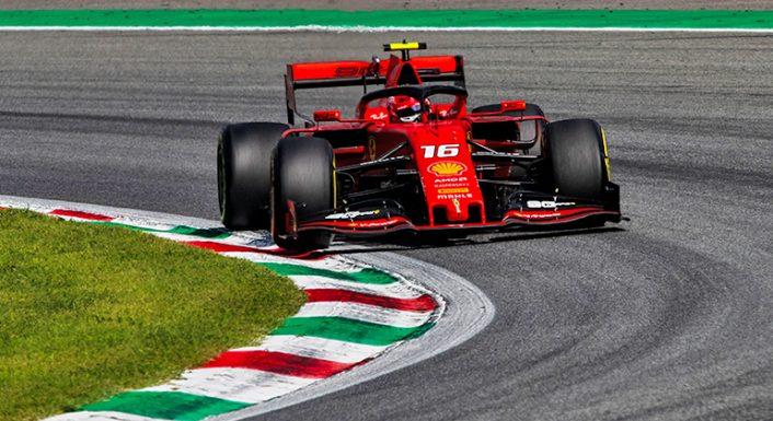 Leclerc, em uma temporada e meia, duas vitórias consecutivas pela Scuderia (Ferrari)