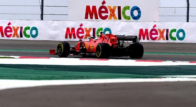No GP do México Charles Leclerc aprendeu outra lição importante: impor sua opinião frente à equipe (Ferrari)