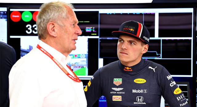 Max Verstappen parece ter perdido o arrojo que forjou seu nome na F-1 (RBCP-Getty Images)