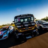 Copa Truck, Mercedes-Benz Challenge e Copa HB20 (Foto: Duda Bairros/Copa Truck)