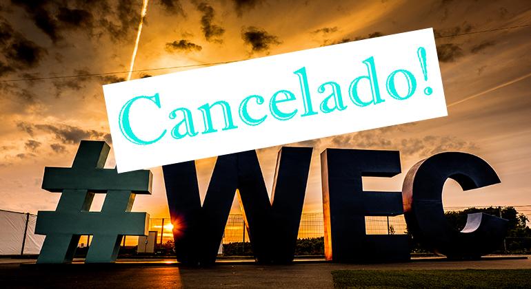 Etapa brasileira prevista para 1º de fevereiro, em Interlagos, foi cancelada ontem.
