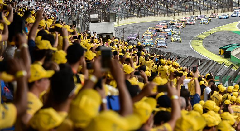 Categoria equilibrada, Stock Car vai iniciar nova fase em 2020 (Danilo Cardoso/Vicar)