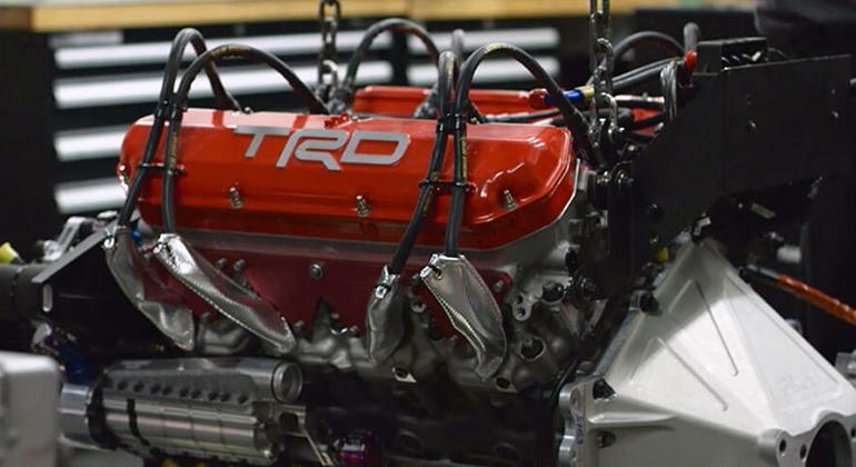 Toyota vai trazer motor desenvolvido pela Triad, empresa norte-americana com bom histórico (TRD)