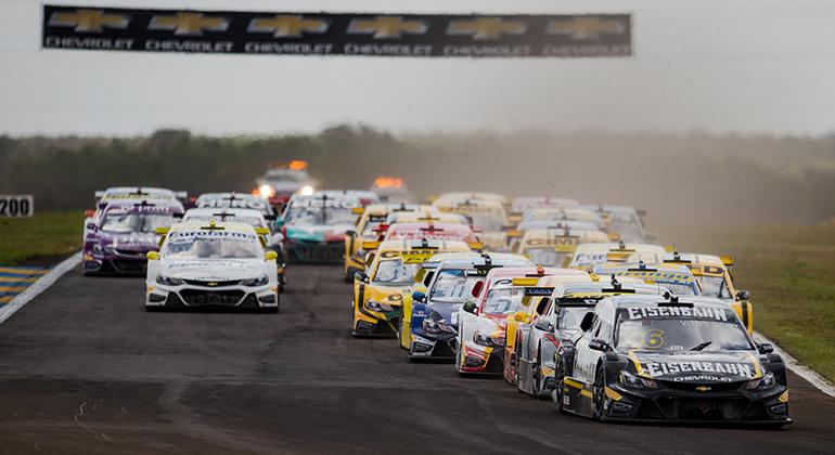 Ausente da temporada de 2019, circuito de Campo Grande reaparece no calendário 2020 (Duda Bairros/Vicar)