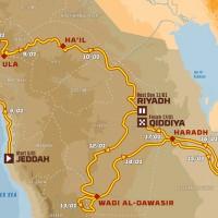 Edição 2020 do Dakar será disputada em um único país, Arábia Saudita (Dakar 2020)