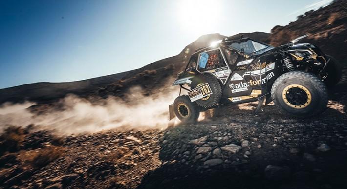 Africa Eco Race é disputado na África como alternativa ao rally Dakar (NDP)
