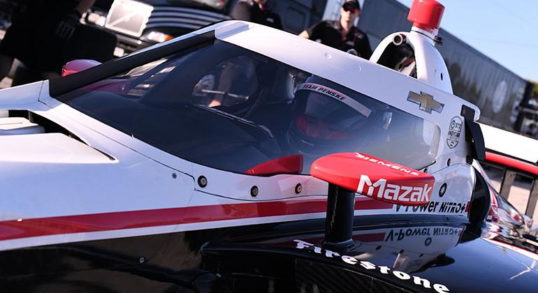 Este ano a F-Indy adota para-brisas para aumentar proteção dos pilotos (Indycar)
