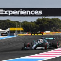 Duas provas consecutivas no mesmo circuito: experiência inédita na história do Mundial de F-1 (Mercedes)