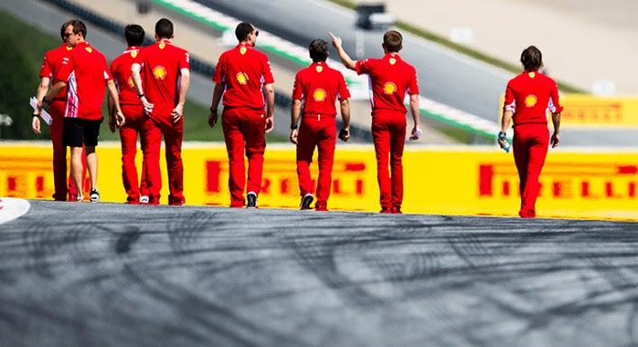 Para a Ferrari gastos abaixo de US$ 150 milhões/ano pode causar demissões (Ferrari)