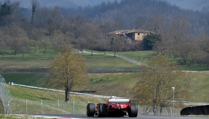 Mugello, autódromo situado na bela Toscana, pode receber segundo GP italiano em 2020 (Ferrari)