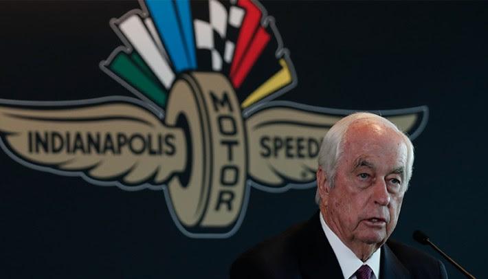 """Roger Penske: """"Sem público nas arquibancadas não teremos a Indy 500"""" (Indycar)"""