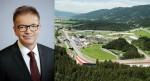 Rudolf Anschober autorizou provas em Spielberg (Ministério da Saúde da Áustria, Red Bull/Getty Images)