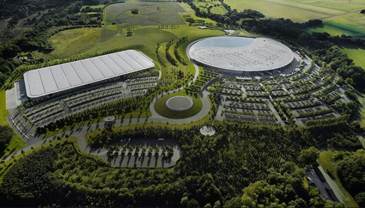 McLaren procura investidor e credores rejeitam hipoteca da sede da fábrica (McLaren)