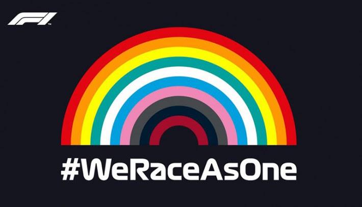 F-1 lança campanha para reposicionar sua imagem como categoria de igualdade social (Formula1.com)