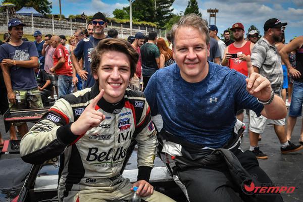 Lucas e Hardy Kohl (Foto: Divulgação)