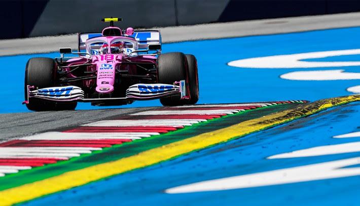 Racing Point vira Aston Martin no ano que vem, fato que pode seduzir Vettel (Racing Point)