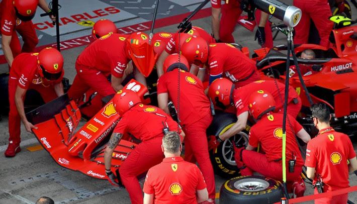 Ferrari não proveu a Vettel o ambiente que ele precisa para se destacar (Ferrari)