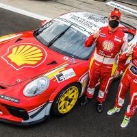 Ricardo Zonta e Werner Neugebauer (foto: Bruno Terena)