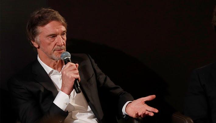 Sir Jim Ratcliffe fundou a Ineos em 1998 e nunca parou de expandir seus investimentos (Mercedes)