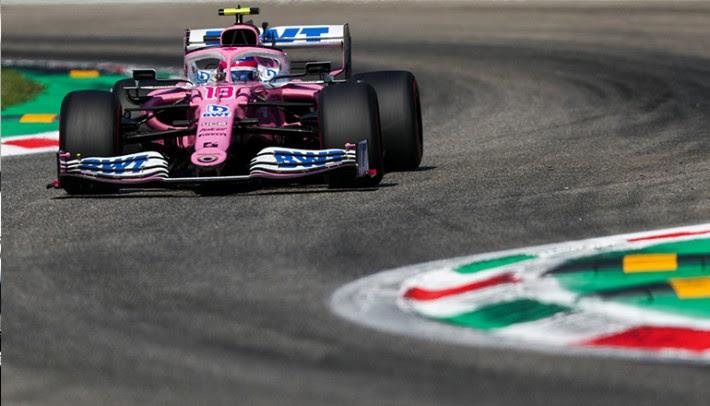 Stroll só tem a ganhar com a esperada ida de Sebastian Vettel à sua equipe (Racing Point)
