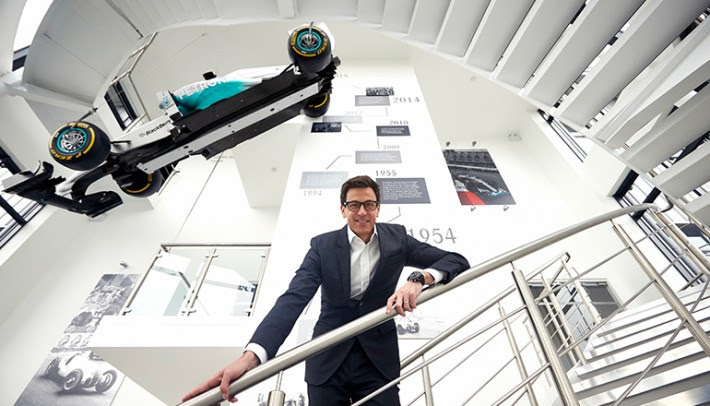 Wolff nega venda, mas futuro da Mercedes na F1 parece estar no ar (Mercedes)