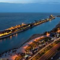 Circuito de rua à beira mar será sede do primeiro GP na Arábia Saudita em 2021 (Saudi Arabian Tourist Board)