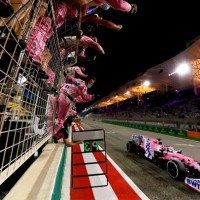 Primeira vitória de Sérgio Perez na F-1 pode garantir sobrevida do mexicano (Racing Point)
