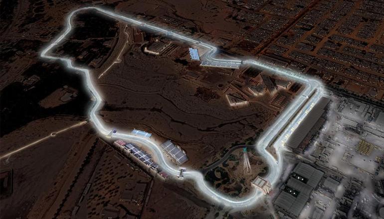 Diriyah, na Arábaia Saudita, será palco da abertura da temporada de FE (FIA-FE)