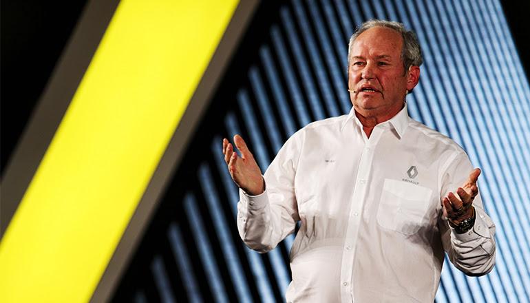 Jérôme Stoll, que dirigiu a Renault no Brasil, deixou a equipe de F-1 no final do ano passado (Renault Sport)