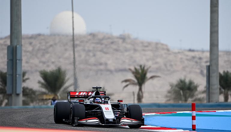 Treinos da pré-temporada 2021 acontecem no Bahrein entre 12 e 14 de março (Haas)