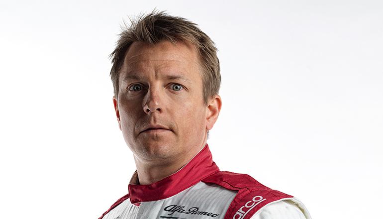Kimi Räikkönen: aos 42 anos vive a condição de decano do grid (Alfa Romeo Racing)