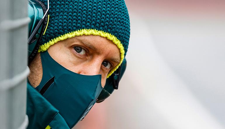 Sebastian Vettel: após anos difíceis na Ferrari, alemão vive renascimento (Aston Martin Racing)