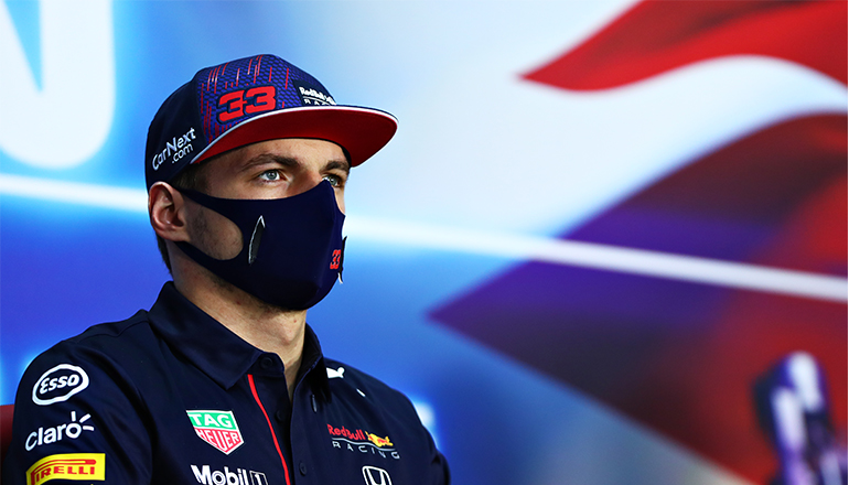 """Max Verstappen: """"Este foi meu melhor início de temporada na F-1 (Red Bull Getty Imges)"""