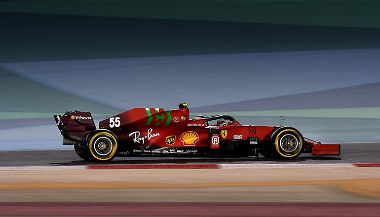 Regularidade de Sainz garantiu segunda Ferrari entre os top 10 (Ferrari)