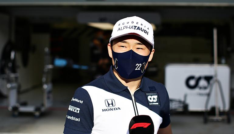 Yuki Tsunoda tinha menos de um ano de idade quando Raikkonen e Alonso estrearam na F1 (Red Bull Content Pool)