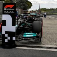 Novo formato tem prova de classificação na sexta para definir grid da Sprint Race (Mercedes)